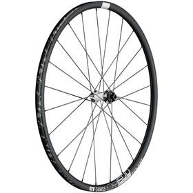 DT Swiss CR 1600 Spline 23 Front Wheel Disc CL 100/12mm Thru-Axle black